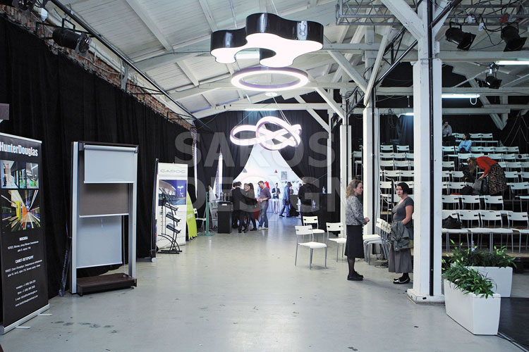 Messestand Light Building3